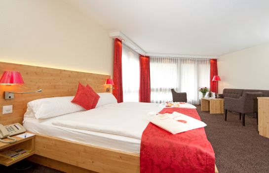 Junior suite Central Sporthotel Swiss Quality