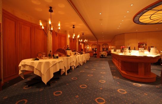Restaurant 1 Central Sporthotel Swiss Quality