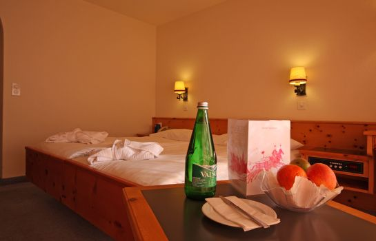 Single room (standard) Central Sporthotel Swiss Quality