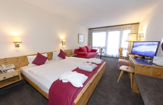 Chambre individuelle (confort) Central Sporthotel Swiss Quality
