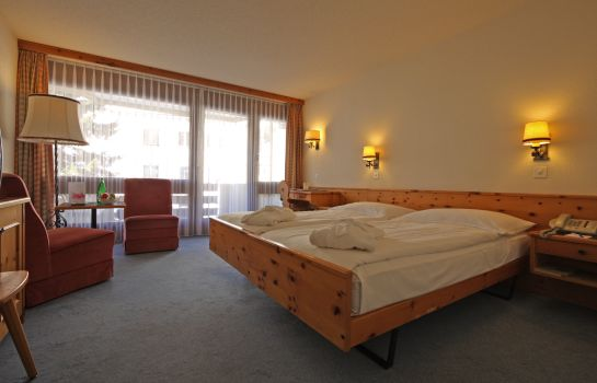 Double room (standard) Central Sporthotel Swiss Quality