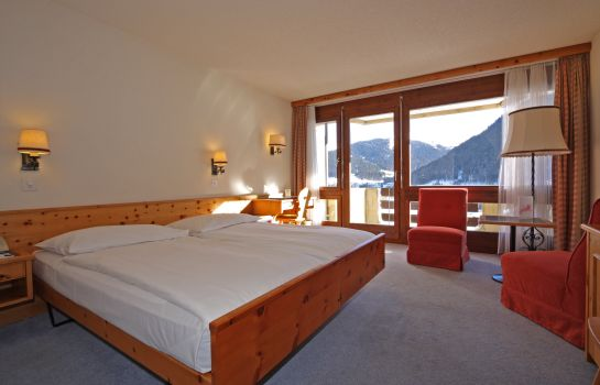 Double room (superior) Central Sporthotel Swiss Quality