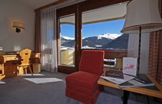 Zimmer Central Sporthotel Swiss Quality