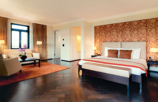 Junior suite The Dolder Grand