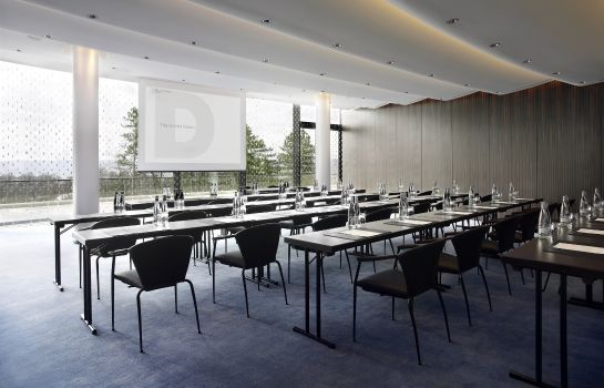 Conference room The Dolder Grand