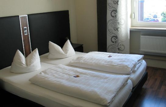 Chambre double (standard) Ringhotel Parkhotel Saarlouis