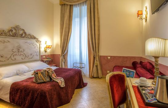 Single room (superior) Veneto Palace
