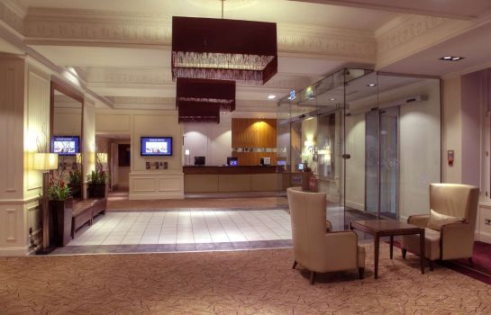 Lobby Hilton Edinburgh Grosvenor