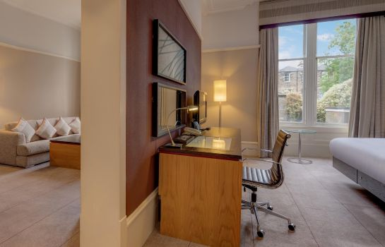 Suite Hilton Edinburgh Grosvenor