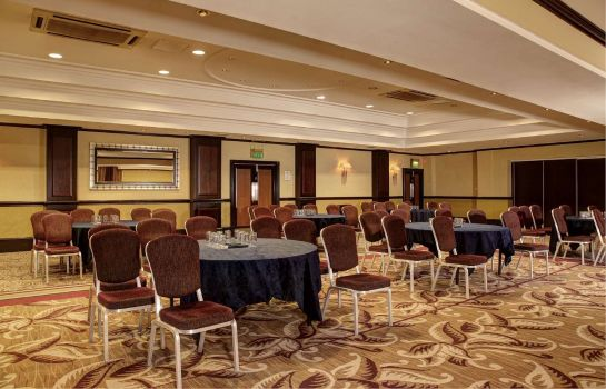 Conference room Hilton Edinburgh Grosvenor