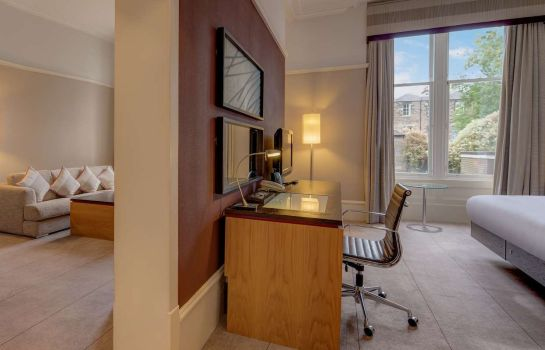 Room Hilton Edinburgh Grosvenor
