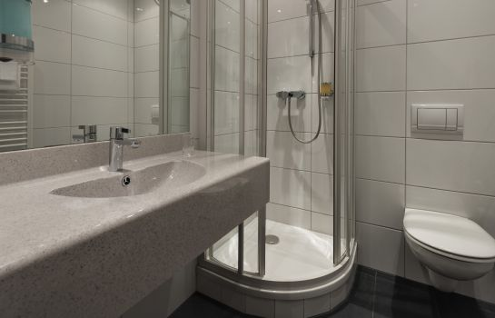 Bathroom Ferrotel Duisburg Partner of Sorat H