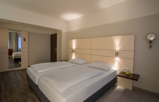 Double room (superior) Ferrotel Duisburg Partner of Sorat H