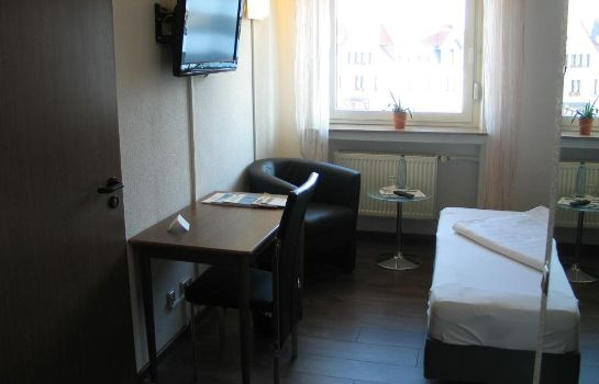 Chambre individuelle (standard) Ringhotel Parkhotel Saarlouis