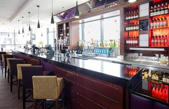 Bar de l'hôtel Jurys Inn Glasgow