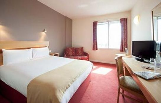 Chambre double (confort) Jurys Inn Glasgow