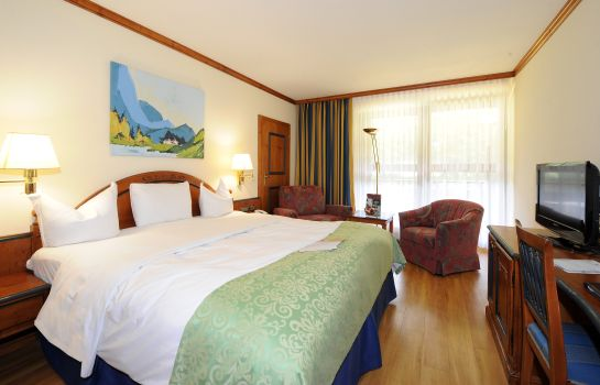 Single room (superior) Riessersee Garmisch