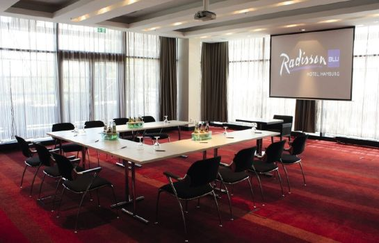 Conference room RADISSON BLU HAMBURG