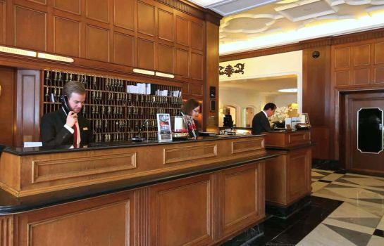 Hotel Vier Jahreszeiten Fairmont In Hamburg Hotel De