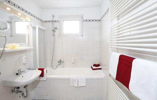 Bathroom Centro Hotel Norderstedter Hof