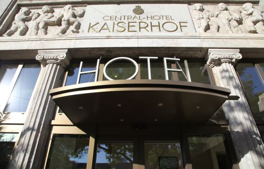 Exterior view Central-Hotel Kaiserhof