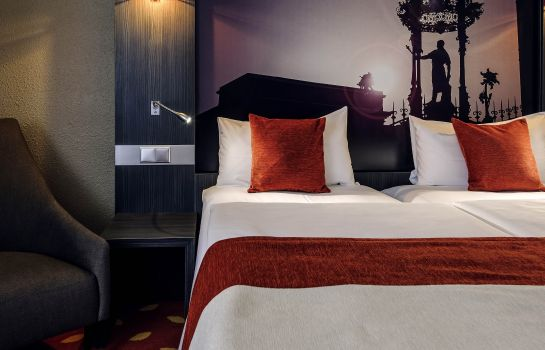 Standardzimmer Mercure Hotel Hannover City