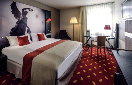 Standard room Mercure Hotel Hannover City