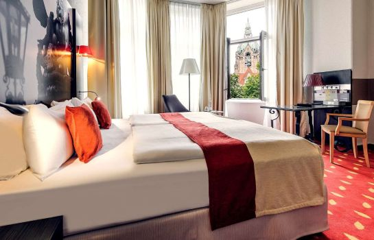 Chambre Mercure Hotel Hannover City