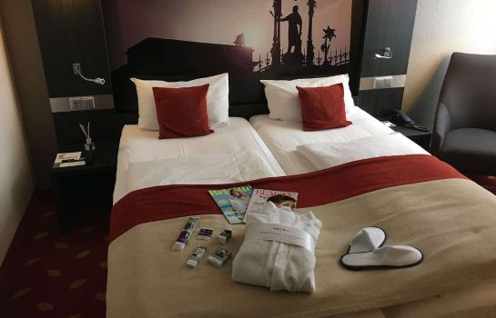 Room Mercure Hotel Hannover City