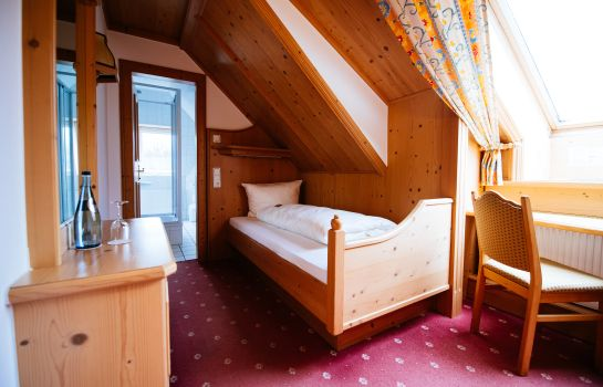 Chambre individuelle (confort) Ringhotel Forellenhof