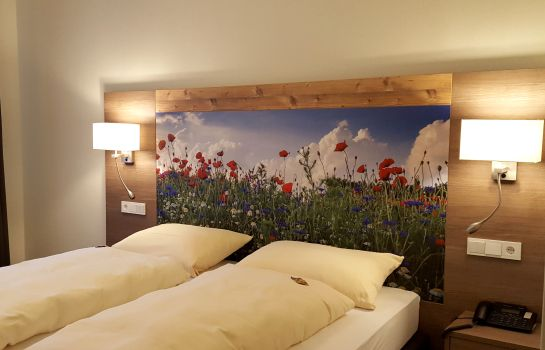 Chambre double (confort) Ringhotel Forellenhof
