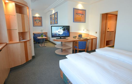 Pokój typu junior suite Kongresshotel Europe