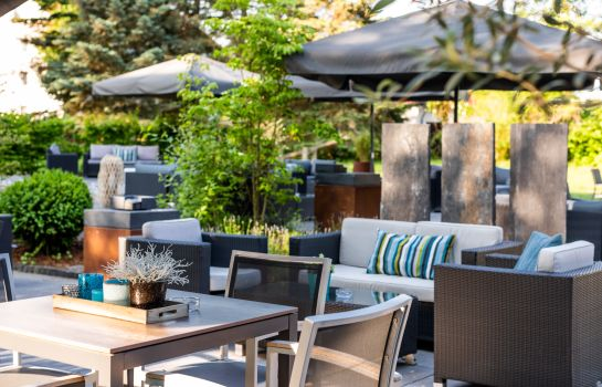 Terrasse Sure Hotel Collection by Best Western Parkhotel Ropeter