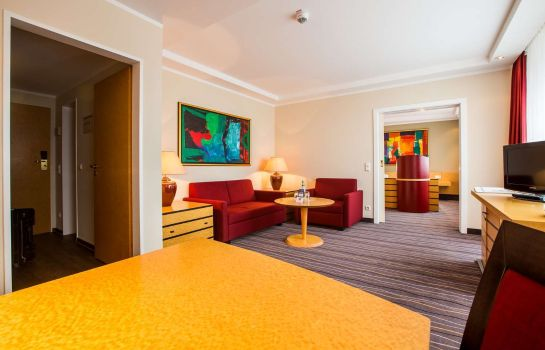 Suite Best Western Parkhotel Ropeter