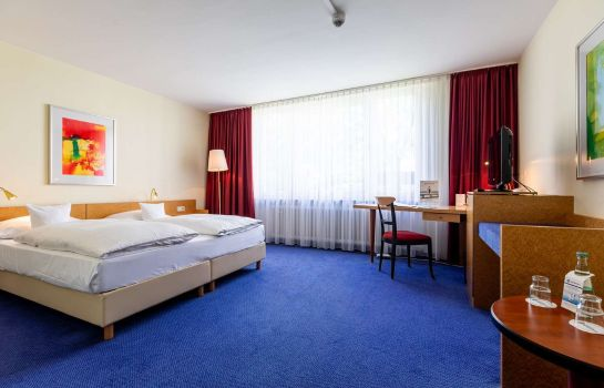Chambre Best Western Parkhotel Ropeter