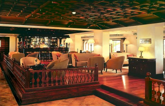 Hotel bar Taj Malabar Resort and Spa