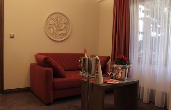 Junior Suite Romantisches Hotel Menzhausen