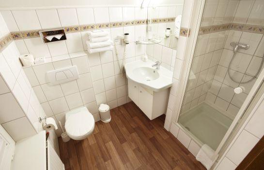 Badezimmer Ringhotel Jensen