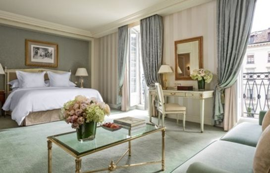 Suite Four Seasons Hotel Geneva