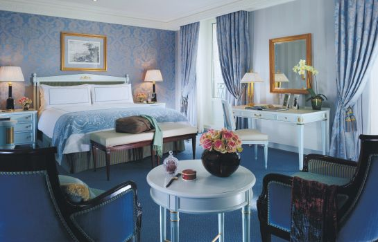 Zimmer Four Seasons Hotel Geneva