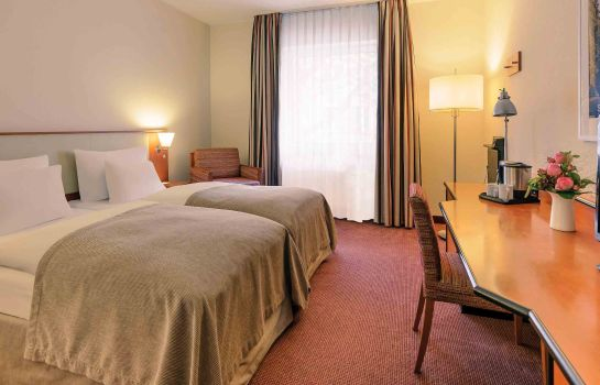Double room (standard) Mercure Hotel Duesseldorf City Center