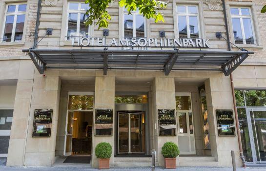 Hotel Am Sophienpark In Baden Baden Hotel De
