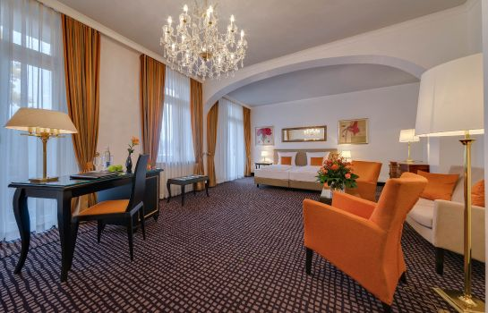 Junior Suite Hotel am Sophienpark