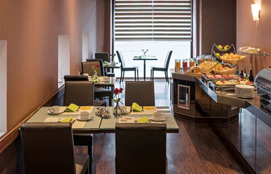 Restaurant Best Western Hotel Royal Zentrum-Eurogress