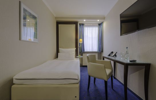 Single room (standard) Best Western Hotel Royal Zentrum-Eurogress