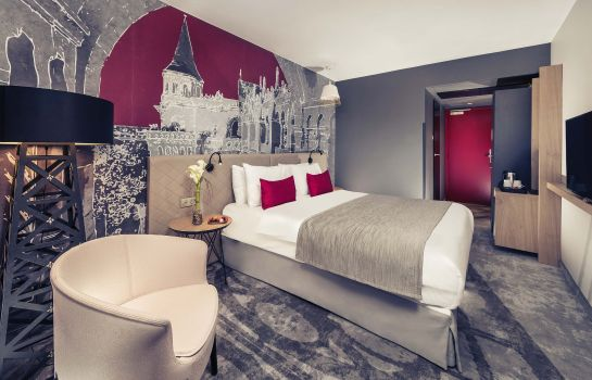 Room ibis Budapest Castle Hill