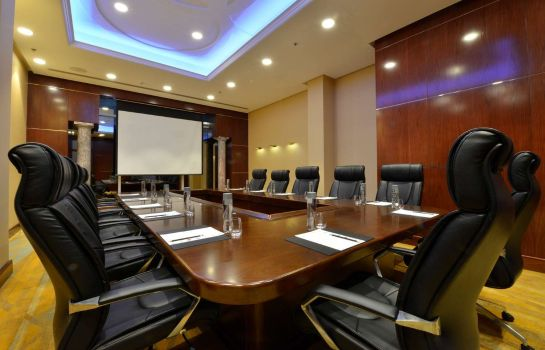 Conference room DIPLOMAT RADISSON BLU HOTEL RESIDENCE & SPA