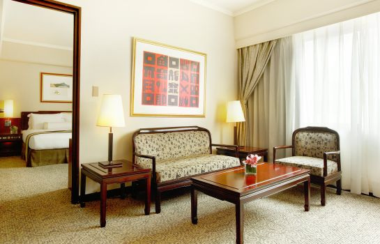 Junior Suite Howard Plaza Hotel Taipei