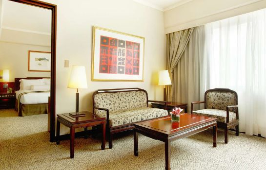 Suite Howard Plaza Hotel Taipei