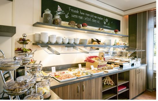 Breakfast buffet In-Side Hotel
